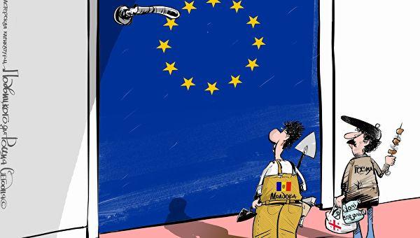 ძლიერი და დამოუკიდებელი საქართველო, უწინარესად, სწორედ ამერიკასა და ევროპას არ აძლევთ ხელს