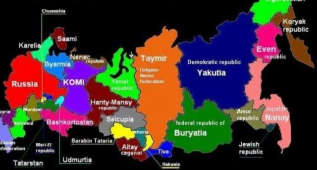 დასავლეთს ყოველთვის სურდა რუსეთის, როგორც სახელმწიფოს, განადგურება
