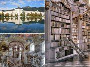 ადმონტის სააბატოს ბიბლიოთეკა (ავსტრია)