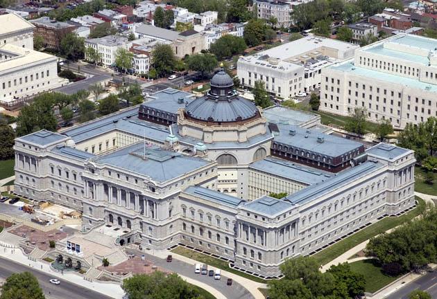 კონგრესის ბიბლიოთეკა (ვაშინგტონი, აშშ)