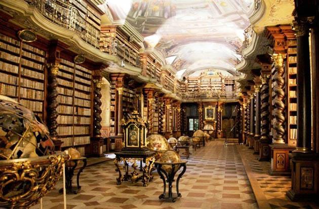 პრაღის ნაციონალური ბიბლიოთეკა (ჩეხეთის რესპუბლიკა)