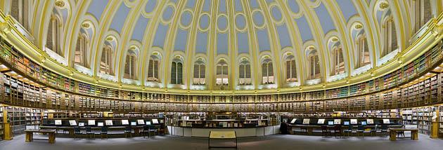 ბრიტანეთის ნაციონალური ბიბლიოთეკა (ლონდონი)