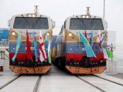 ჩინეთიდან ევროპაში პირველი მატარებელი ბაქო-თბილისი-ყარსის გავლით ჩავა