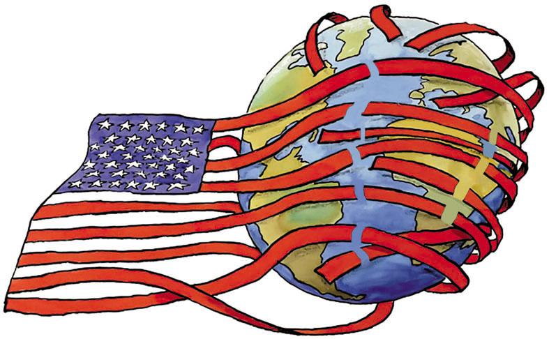 მსოფლიო თავს აღწევს გლობალიზაციის საცეცებს