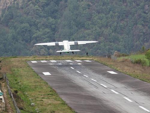 ტენცინგისა და ჰილარის სახელობის აეროპორტი
