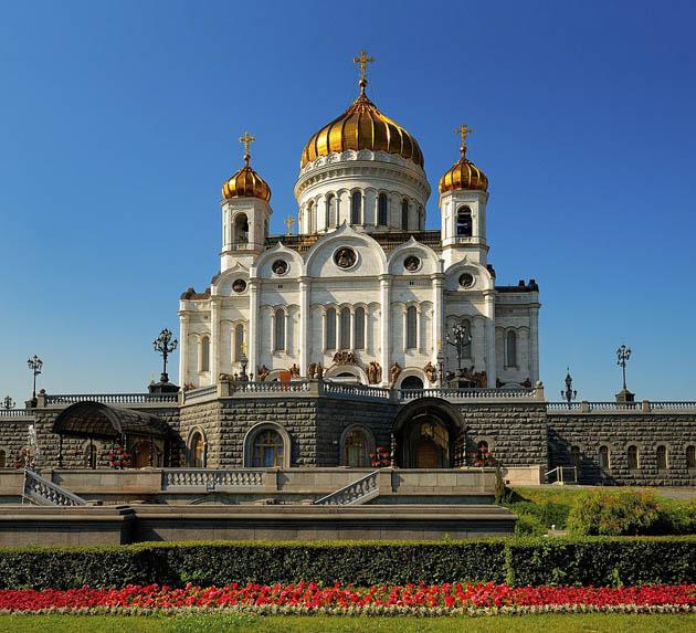 მაცხოვრის ტაძარი, მოსკოვი, სიმაღლე 103 მ