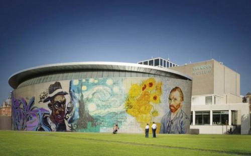 ვინსენტ ვან გოგის მუზეუმი ამსტერდამში