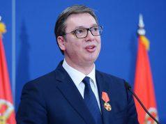 ვუჩიჩი რუსეთს ეწვევა გამარჯვების 75 წლისთავის აღსანიშნავ ზეიმზე 2020 წლის 9 მაისს