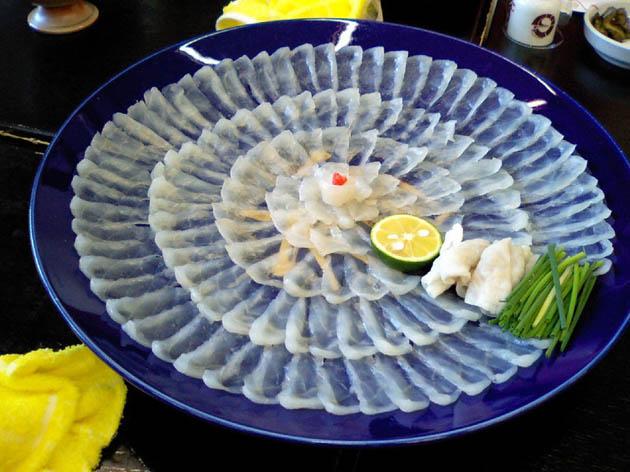 თევზი ფუგუ, 280 დოლარი