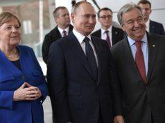 ბერლინის კონფერენცია ლიბიის საკითხზე _ პოლიგონი პოსტამერიკული მსოფლიო წესრიგისთვის