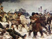 ლენინგრადის ბლოკადის გარღვევის 77 წლისთავი