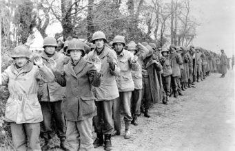გერმანელების მიერ 1944 წლის დეკემბერში დატყვევებული ამერიკული სამხედროები