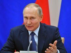 """ვლადიმერ პუტინი: სანამ პრეზიდენტი ვარ, რუსეთში არ იქნება """"მშობელი #1"""" და """"მშობელი #2"""", იარსებებს მხოლოდ """"დედა"""" და """"მამა"""""""