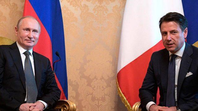 ევროკავშირმა იტალია ბედის ანაბარა მიაგდო. რუსეთმა დახმარების ხელი გაუწოდა