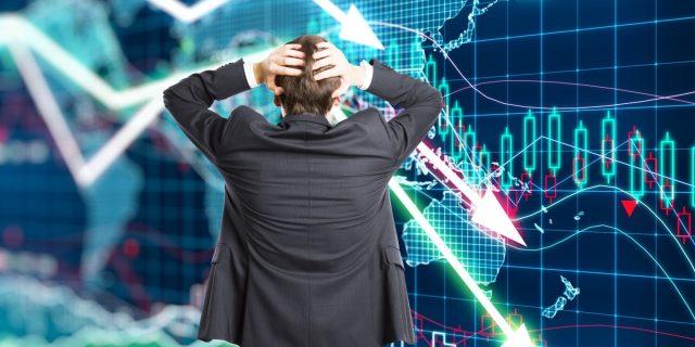 პირველი დეფოლტი ახალი ეკონომიკური კრიზისის ფონზე