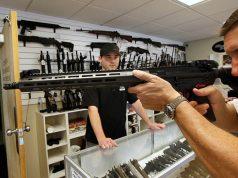 იარაღის მაღაზიაში