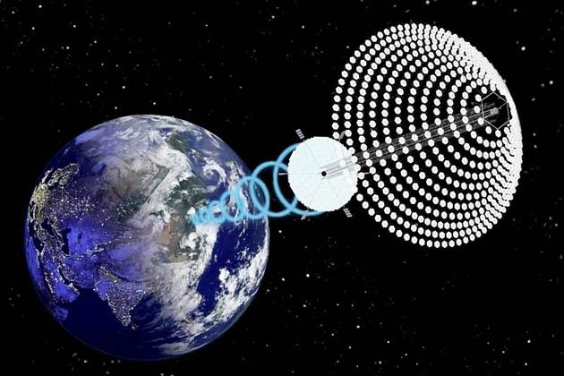 რუსეთმა ორბიტული სადგურიდან დედამიწაზე ენერგიის გადაცემის სისტემა დააპატენტა