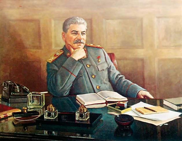 სტალინი და თანამედროვე ქართული სახელმწიფო