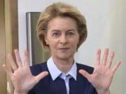 """""""ევროკავშირის ერთადერთი წვლილი კორონავირუსთან ბრძოლაში ევროკომისიის ხელმძღვანელის დაბანილი ხელებია"""""""