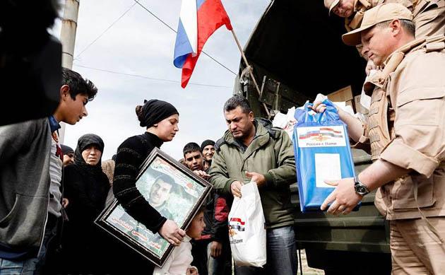 რუსეთი ეხმარება სერბეთსა და სირიას კორონავირუსთან ბრძოლაში