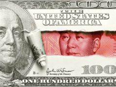 ჩინეთმა დოლარს ომი გამოუცხადა