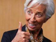 ევროპის ცენტრალურმა ბანკმა ერთ დღეში 1,3 ტრილიონი ევრო დაბეჭდა