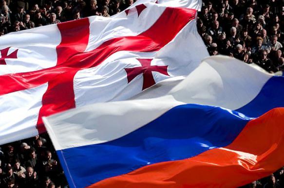 ქართველების მხრიდან რუსებისა და რუსეთის გინება დაბალი კულტურის მაჩვენებელია