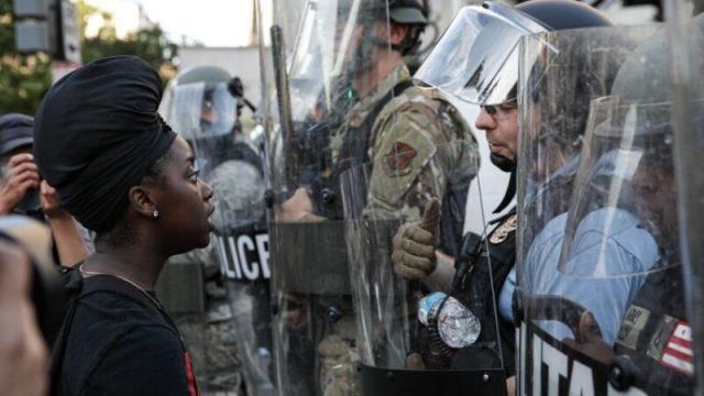 """""""აშშ-ში დემოკრატები ხელს უწყობენ არეულობებს"""""""