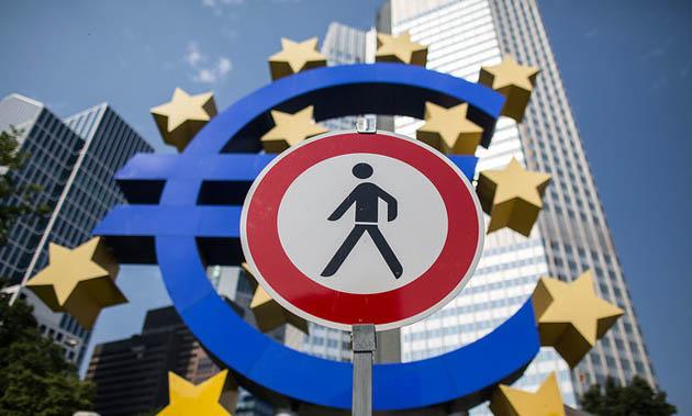 ევროზონის მშპ 8,7 პროცენტით შემცირდა