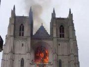 რატომ იწვის ქრისტიანული ტაძრები ევროპაში