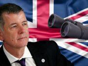 MI6-ის ხელმძღვანელად დიდი თურანის მომხრე რიჩარდ მური დანიშნეს