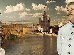 სტალინი _ ახალი ცხოვრების მესაძირკვლე, კირითხურო და არქიტექტორი
