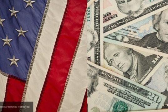 აშშ-ის სახელმწიფო ვალმა ეკონომიკის დაცემის ფონზე კატასტროფულად მოიმატა