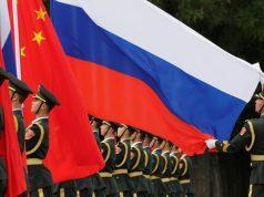 რუსეთი და ჩინეთი კავკასიაში ერთობლივ სამხედრო სწავლებას გამართავენ