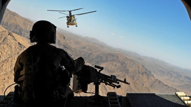 აშშ-ისა და მისი მოკავშირეების მიერ გაჩაღებულმა ომებმა 37 მლნ ადამიანი ლტოლვილად აქცია