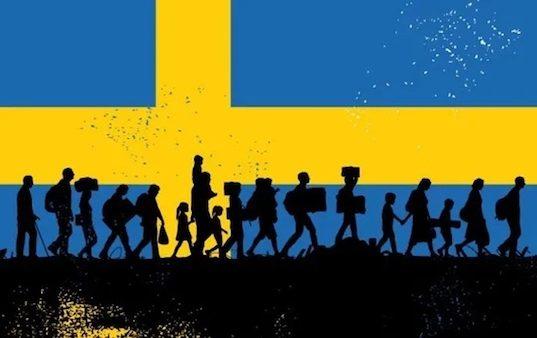 შვედებს შვედეთიდან აძევებენ