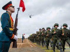 """სამხედრო წვრთნები """"კავკასია 2020"""" დაიწყო"""