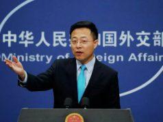 """ჩინეთი """"თვალების დათხრით"""" დაემუქრა ქვეყნებს, რომლებიც მის სუვერენიტეტს საფრთხეს უქმნიან"""