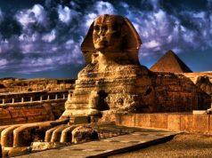 სფინქსი: საუკუნეების განმავლობაში ქვიშით იყო დაფარული