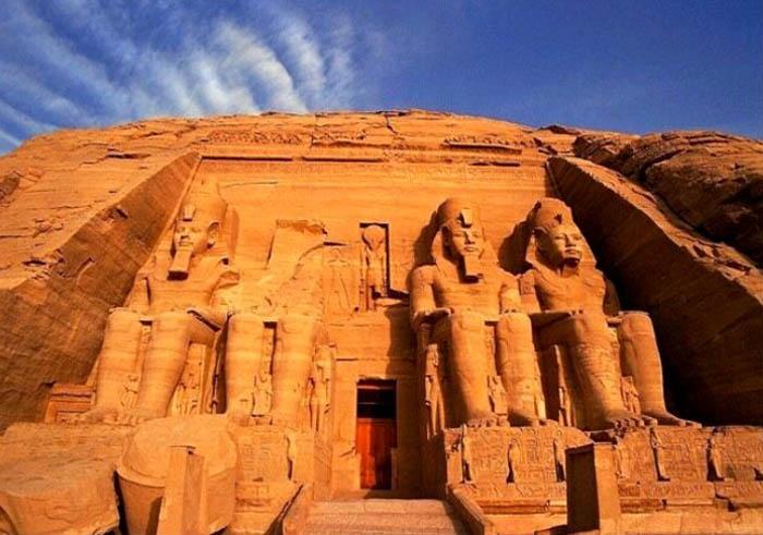 აბუ-სიმბელის ტაძარი: ადგილის შეცვლა
