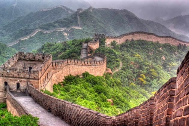 ჩინეთის დიდი კედელი: შემოსავლის წყარო ადგილობრივებისთვის