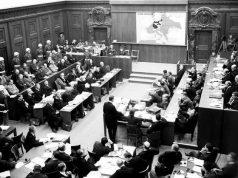 ნიურნბერგის ტრიბუნალმა საფუძველი ჩაუყარა თანამედროვე სასამართლოებს სამხედრო დამნაშავეების წინააღმდეგ