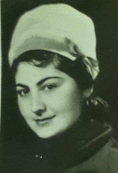 სეით მილდიანის ქალიშვილი ლამარა მილდიანი