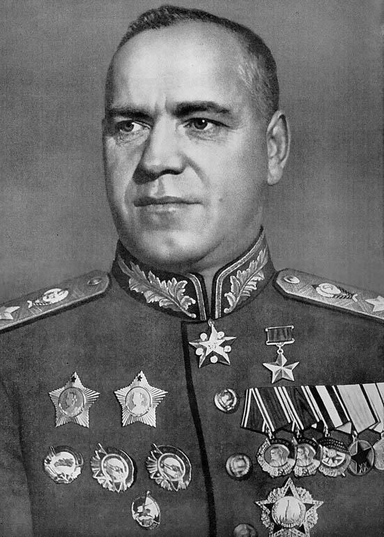 გიორგი ჟუკოვი