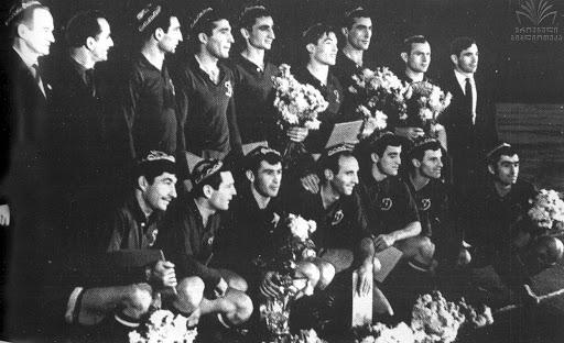 """1964 წლის """"დინამო"""" თბილისი"""