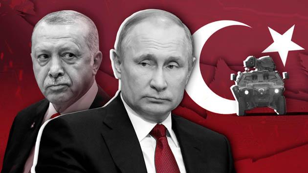 """""""დიადი თურანის"""" პროექტი რუსეთის ბოსფორითა და დარდანელით დასრულდება"""