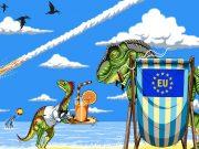 ევროპელი ადამიანის პიროვნების დეგრადაცია ევროპულ ოხლოკრატიაში