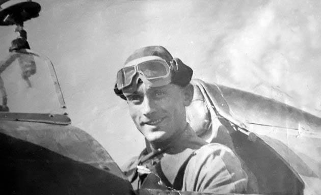 მფრინავი ჟორა კობახიძე სიკვდილის შემდეგ დაჯილდოვდა დიდი სამამულო ომის პირველი ხარისხის ირდენით