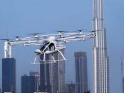 მფრინავი ტაქსები და კაფსულები _ როგორი იქნება გადაადგილების უახლესი საშუალებები დუბაიში