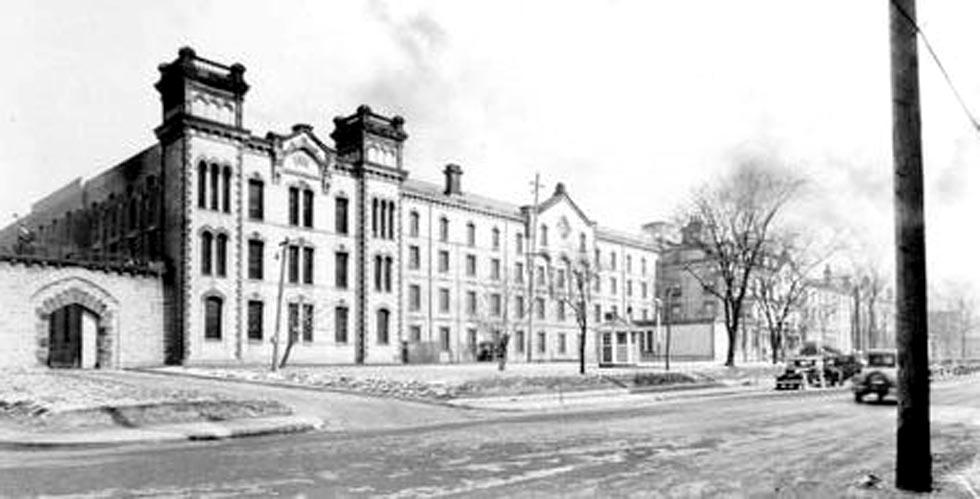 ციხე, სადაც ო. ჰენრი იჯდა